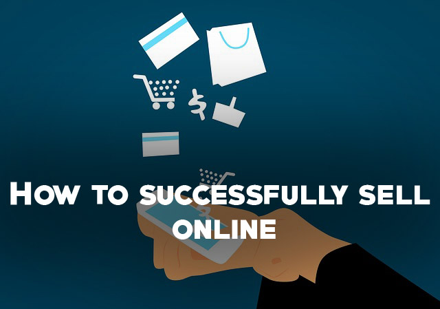 How to successfully sell online
