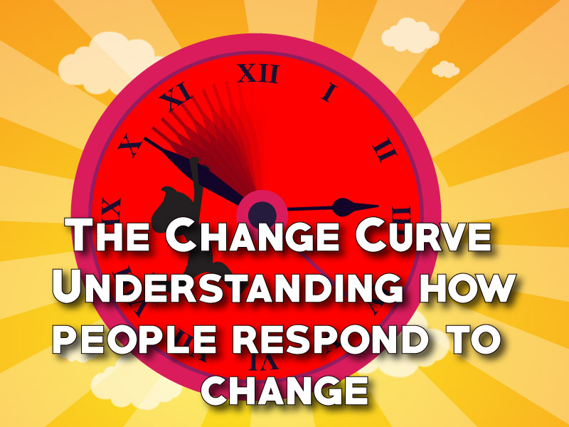 The Change Curve - Understanding how people respond to change