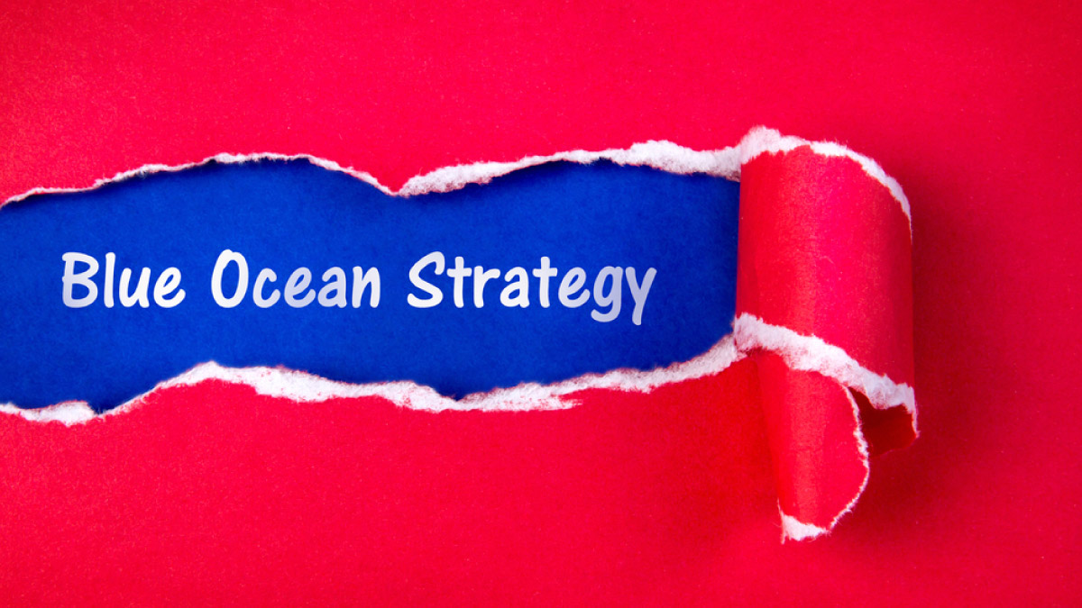 Blue Ocean Strategy: Learn To Create Unique Marketing Opportunitie