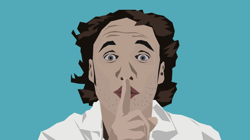 Traits all successful sales persons have in common-Silence