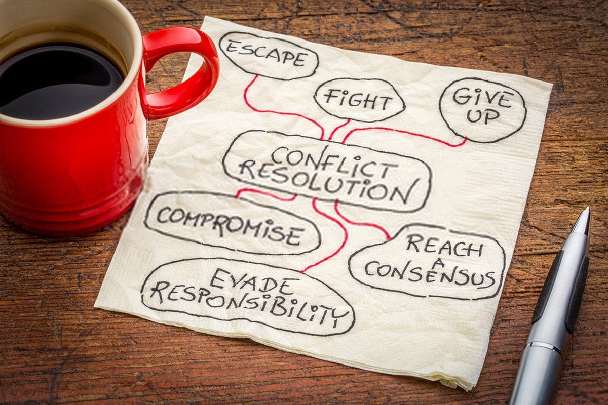 Conflict Resolution: How to Resolve a Conflict Elegantly