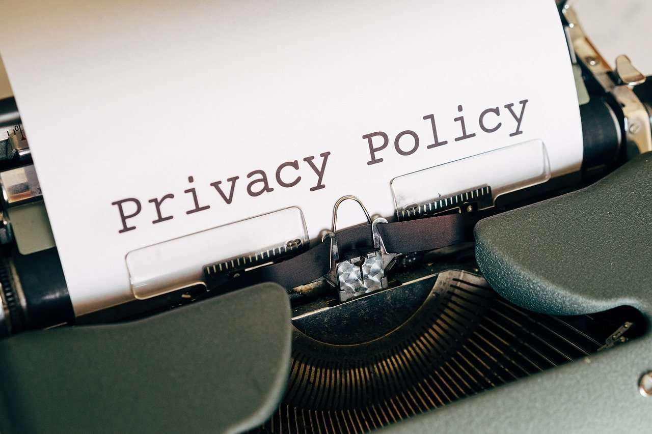 Privacy Policy Training Industry India